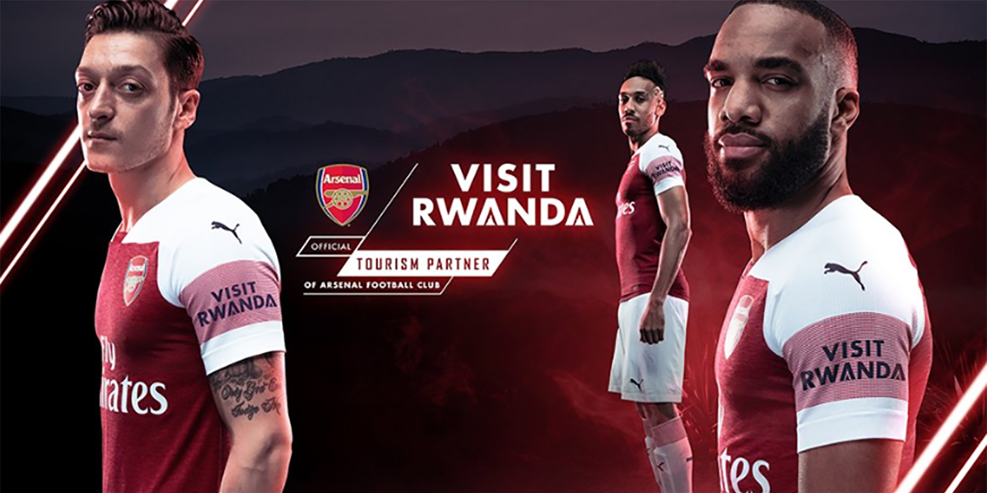 Rwanda in on Arsenal FC: Canny Investment or Government Support for Private Passion Point – INT