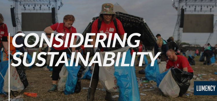 Sustainability as a Key Consideration in Your Sponsorship Strategy