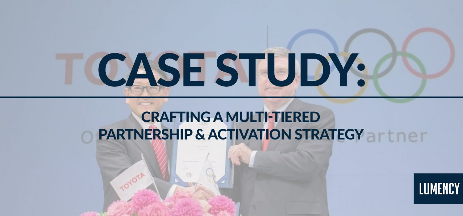 Crafting a Multi-Tiered Partnership & Activation Strategy