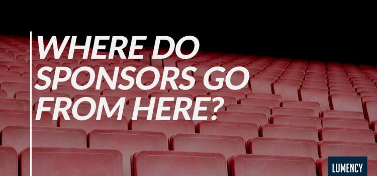 Where Do Sponsors Go From Here?