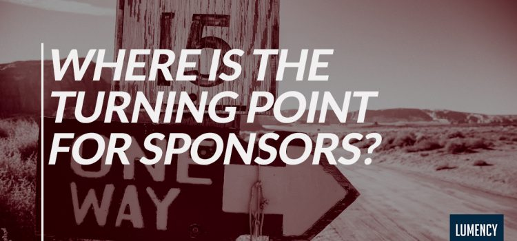 Where Is The Turning Point For Sponsors?