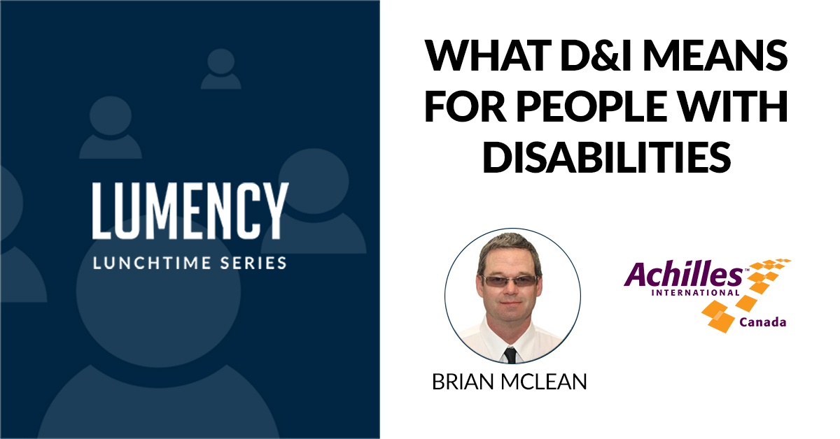"""Diversity & Inclusion – What It Means For People With Disabilities"""