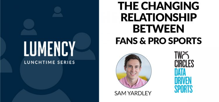 """The Changing Relationship Between Fans & Pro Sports"""