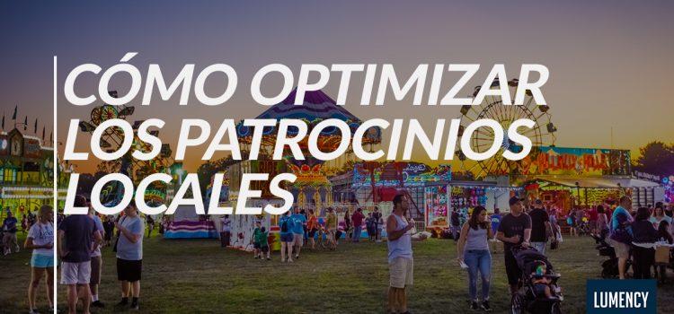 HERRAMIENTA DE EVALUACIÓN DE PATROCINIO LOCAL