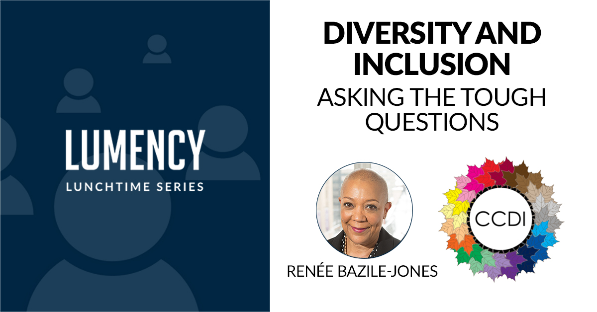 Diversity and Inclusion – Asking the Tough Questions
