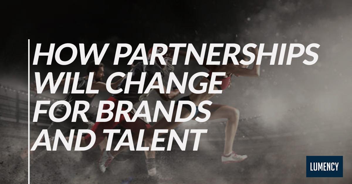 Talent Endorsements Re-Imagined