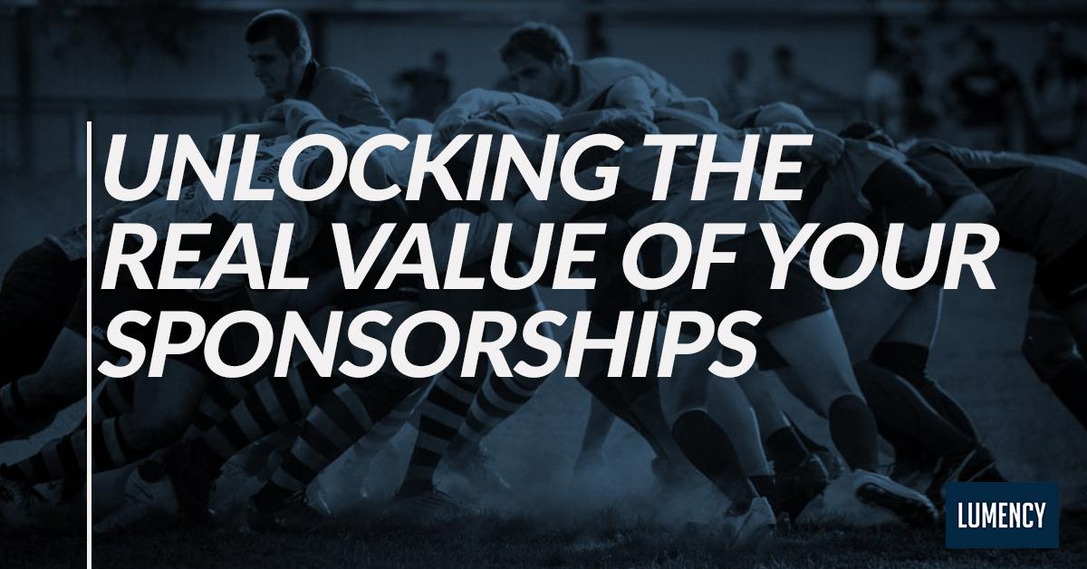 Evaluating Sponsorship