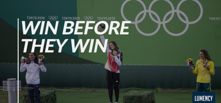 For a brand's Olympic and Paralympic athlete partnerships, the medal podium is a bonus
